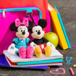 Mickey & Minnie Mouse Scentsy Buddy Clips
