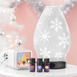 Crystalize Diffuser Holiday Oil 3 Pack