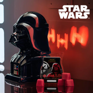 Darth Vader™ - Scentsy Warmer & Star Wars™: Dark Side of the Force - Scentsy Bar